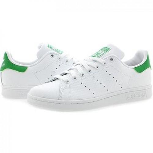 2d0c9b09bc0df Adidas Stan Smith Phantom White Green – Nkatah Stores